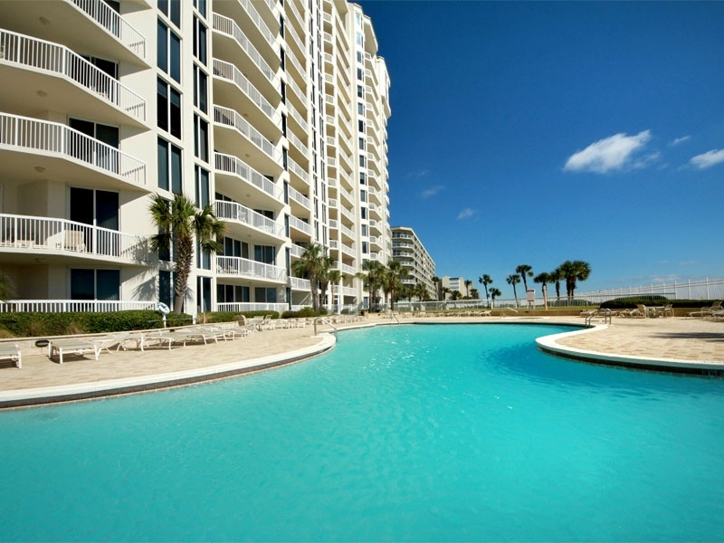 Silver Beach Towers Destin Southern