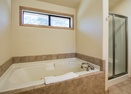 Upstairs King Master Bath-Blue Goose 5