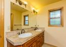 Downstairs Master Bathroom-Tan Oak 4