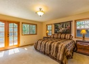 Downstairs King Master Bedroom-Tan Oak 4