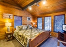 Upstairs King Bedroom Loft-Coyote 8