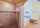 Downstairs King Master Bath-Conifer 7