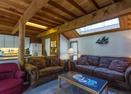 Living Room-Ranch Cabin 17