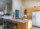 Kitchen w/Bar-White Elm 30
