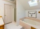 Upstairs King Master Bathroom-Redwood 7