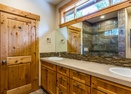 Downstairs King Master Bath-Aspen Place 17475