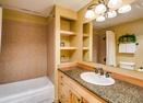 Downstairs Hall Bathroom-Oregon Loop 11