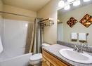 Upstairs Hall Bathroom-Modoc Lane 6