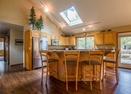 Kitchen w/Bar-Red Cedar 49