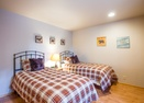 Downstairs Twin Bedroom - King Conversion Available-Dixie Mountain 4