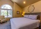 Upstairs King Master Bedroom-Redwood 7