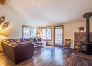 Living Room w/Wood Stove-Quartz Mountain 8