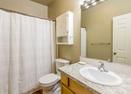 Hall Bathroom-Powder Village Condo K7