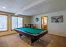 Pool Table in Bonus Room-Dixie Mountain 4