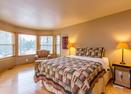 Upstairs Queen Master Bedroom-Sharp Place 55872
