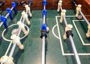 Foosball Table in Garage-Witchhazel 5