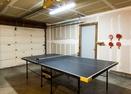 Ping Pong Table in Garage-Lark Lane 12