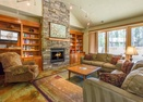 Living Room w/Gas Fireplace-Mt Rose 9