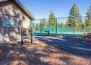 Sunriver-Tennis Courts-Powder Village Condo F8