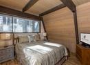 Downstairs Queen Bedroom-Woodland 1