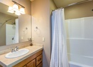 Downstairs Master Full Bath-Aspen Lane 1