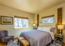 Queen Master Bedroom-Powder Village Condo K7