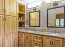 Downstairs Queen Master Bath-Sharp Place 55872