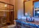 Full Bathroom in Upstairs Game Room -Sunstone Loop 56586