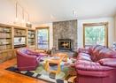 Living Room w/Wood Fireplace-Splitrock 8