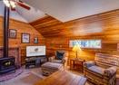 Bonus Room w/ Sofa Bed & Wood Stove-Leisure 4