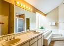 Upstairs Master Bath-Tan Oak 15