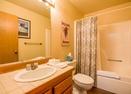 Downstairs Bathroom -Skyline Condo 13