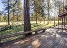 Back Deck Overlooking Woodlands G.C.-Red Cedar 16