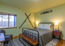 Queen Bedroom-Powder Village Condo K7