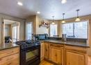 Kitchen w/Gas Stove-Redwood 7