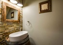 Downstairs Hall Bath-Modoc Lane 6