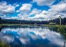 Pond in Sunriver-Alpine 4