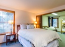 Downstairs Queen Bedroom into Bunk Room-Rager Mountain 13