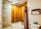 Master Bathroom w/Japanese Style Soaking Tub-Wildflower Condo 9