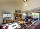 Living Room w/Wood Fireplace-Hummingbird 21