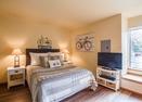 Downstairs King Bedroom -Skyline Condo 13