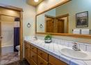 Upstairs King Master Bath-Rocky Mountain 11