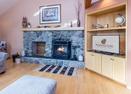 Living Room w/Wood Fireplace-Sharp Place 55872
