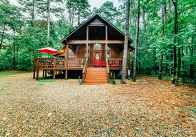 Second Chance Cabin
