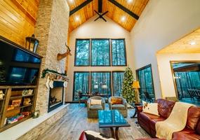 Seven Story Mountain Lodge