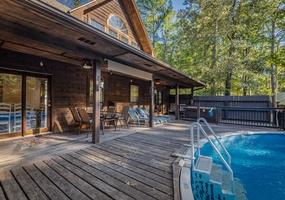 Wild Oasis Lodge